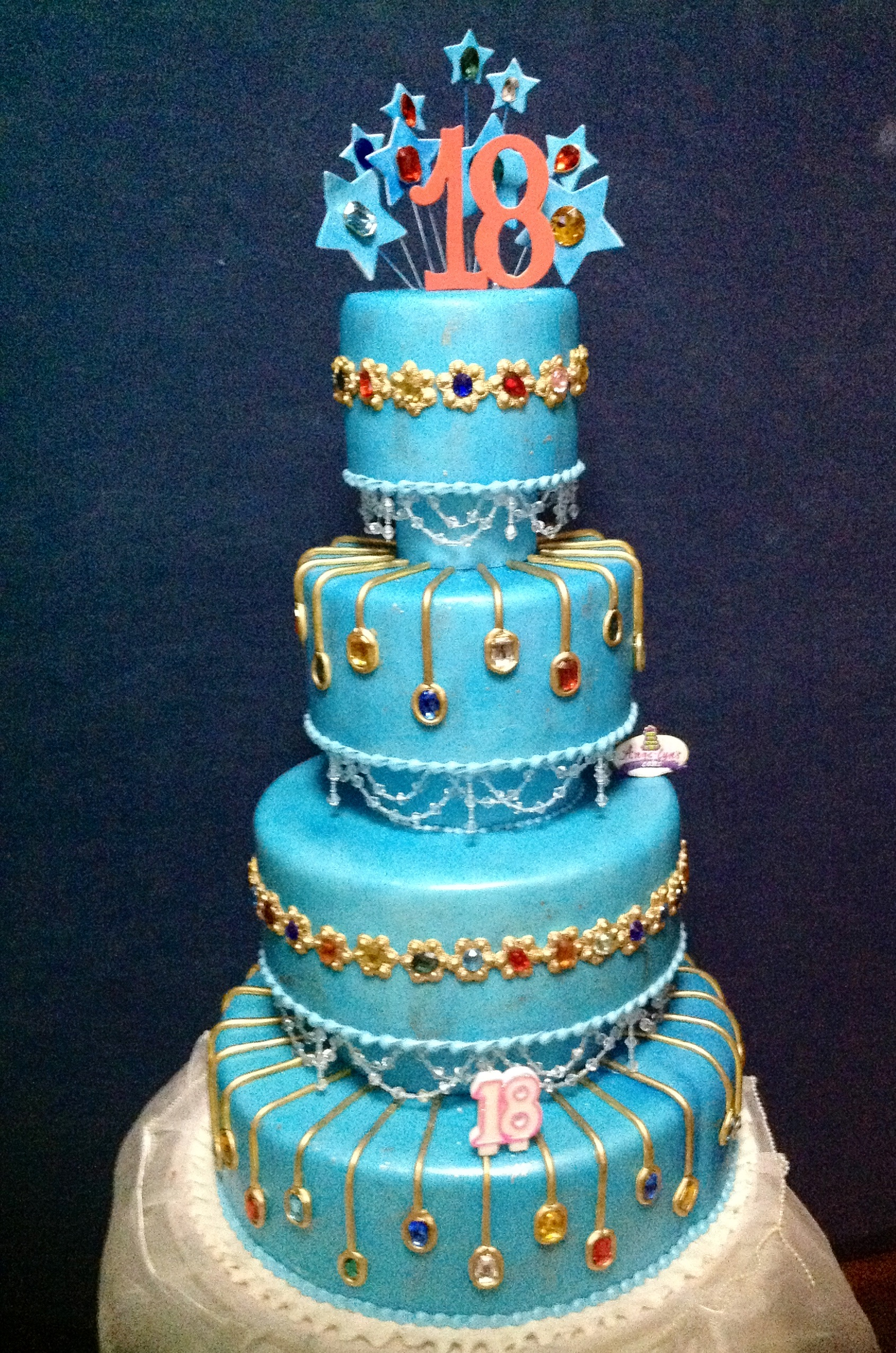 Cake Design In Charlwood : Birthday/Debut Archives - Angelyn Cakes